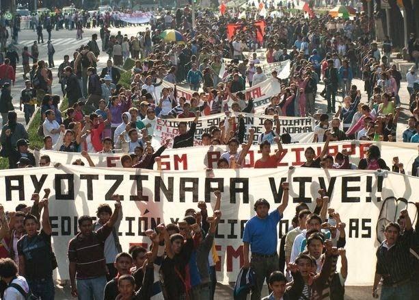 Ayotzinapa masacre2
