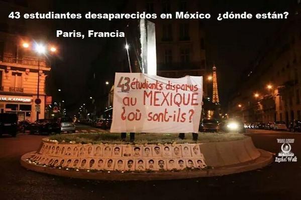 paris-ayotzinapa