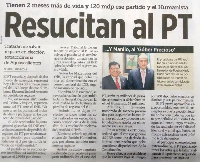 1 Reforma