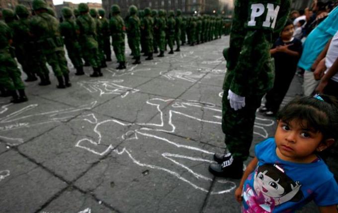 México-con-mismos-niveles-de-militarización-muertes-y-violencia-que-Irak-y-Afganistán
